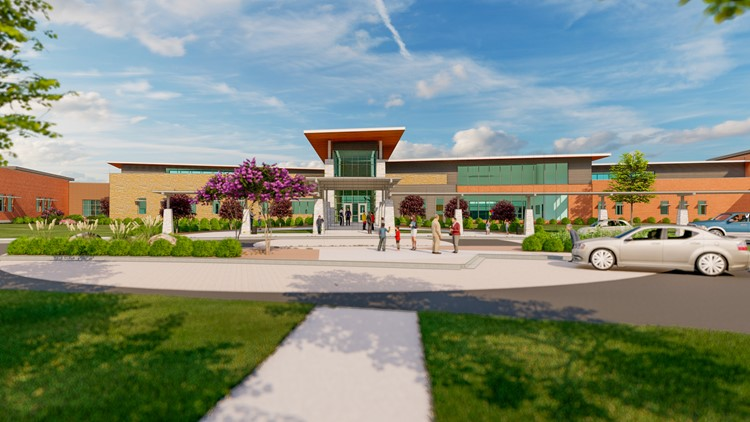 New Pflugerville ISD elementary school
