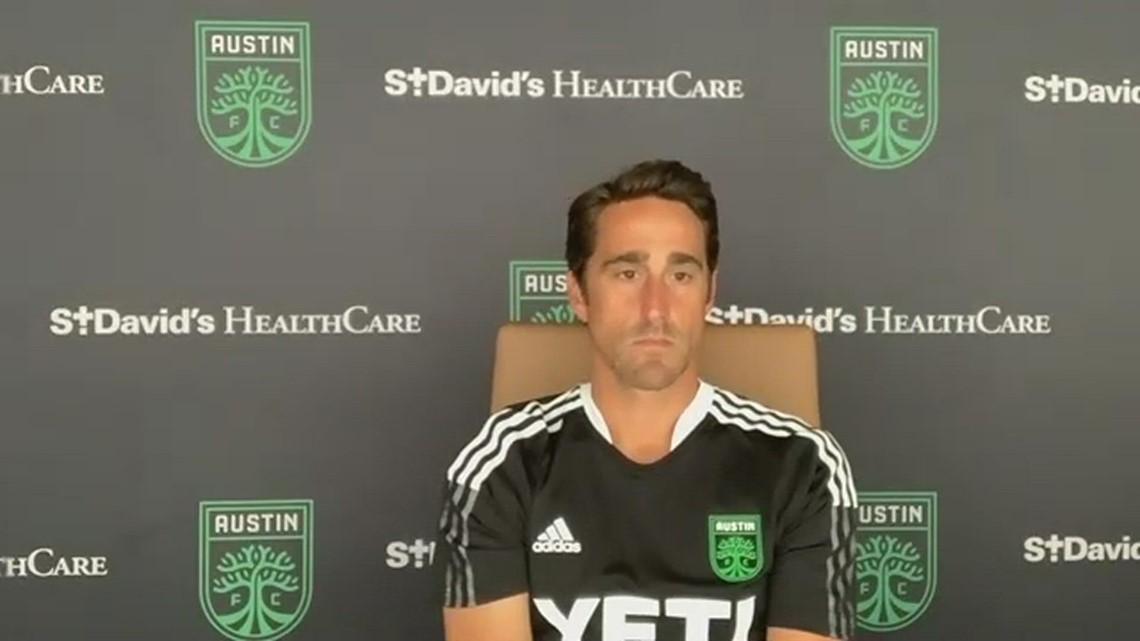 Austin FC vs. Real Salt Lake: Josh Wolff press conference - Oct. 1, 2021
