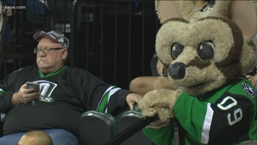 In Other News: Catching up with Ringo, the Texas Stars' mascot