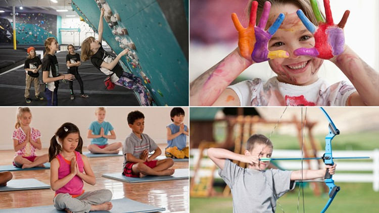 Have adventurous kids? These summer camps in Austin are a great fit