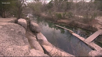 Proposed gas pipeline to cut through Hays County
