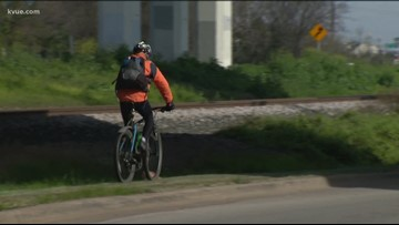Cyclist concerned about new North Austin bike trail