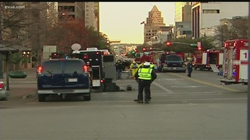 'It looked like a disaster movie': Remembering the events of Jan. 8, 2007 in Downtown Austin