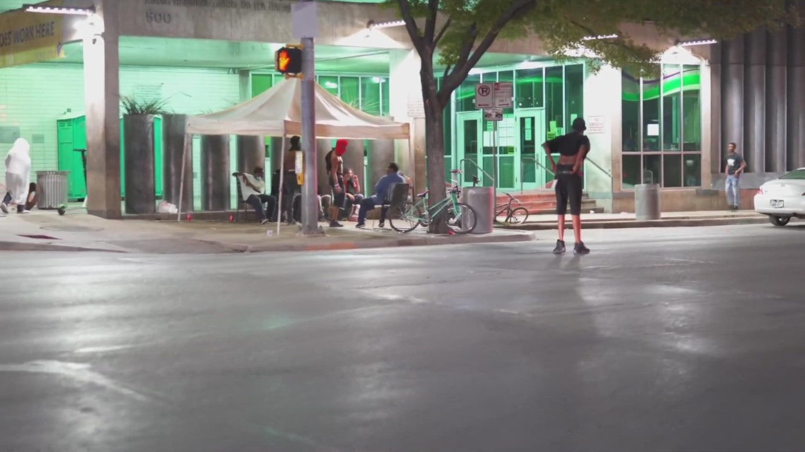 VIDEO: Shooting in Downtown Austin on Sunday, Sept. 26