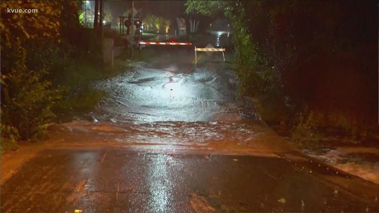 List: Central Texas schools delayed Thursday due to heavy tropical rain