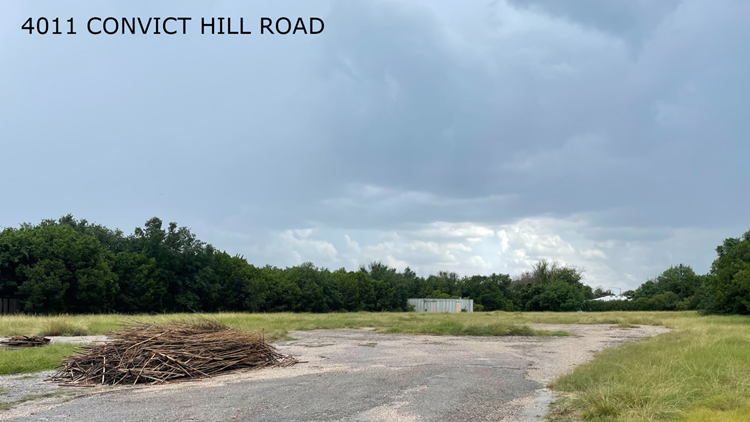 City of Austin identifies two possible sites for sanctioned homeless encampments