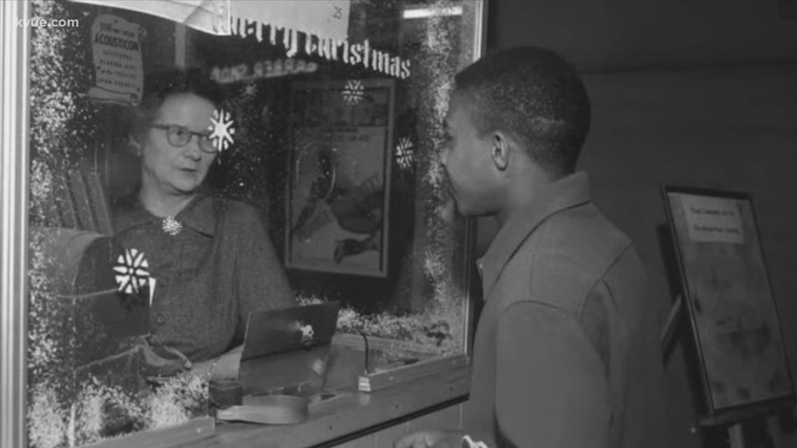 The Backstory: Desegregating Austin's movie theaters