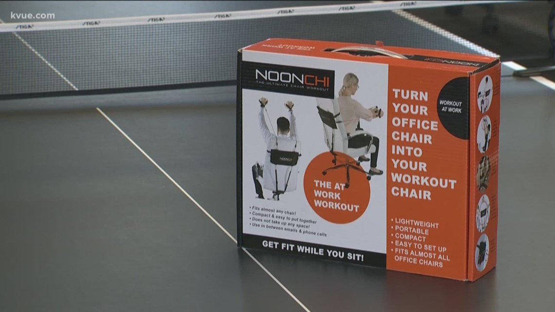 Does It Work: Noonchi Chair Workout