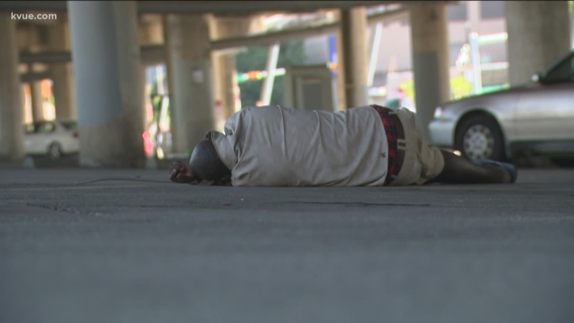 Travis County GOP chair starts petition against homeless ordinance changes