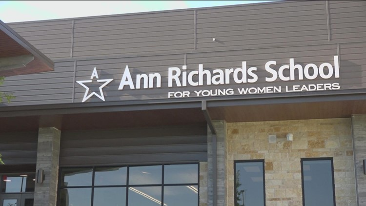 Ann Richards School for Young Women Leaders empowers girls to pave their own paths