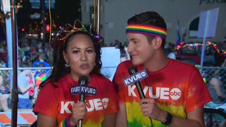 Austin Pride Parade 2019 takes over Downtown