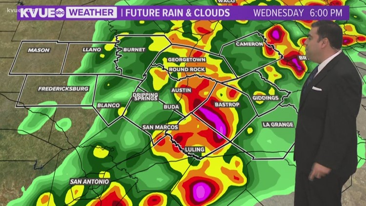FORECAST: Stormy Wednesday; Severe & Flood Threat