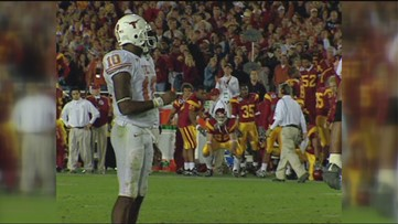 UT players, coaches, celebrities, Twitter sports world react to ESPN's re-run of iconic 2006 Rose Bowl