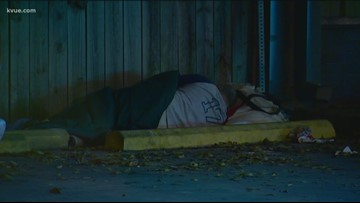 'Czar' to be named to tackle Austin's homeless issue