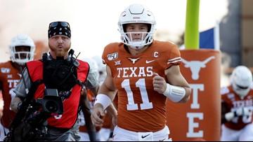 Ehlinger meets Sanders in battle of Texas-bred quarterbacks