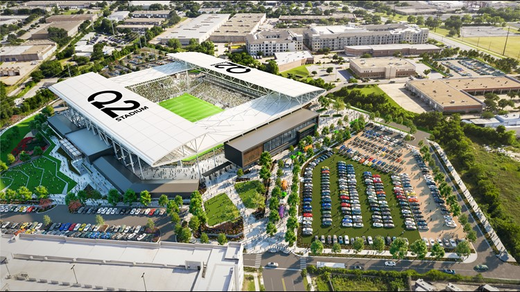 A look at Austin FC's full 2021 schedule