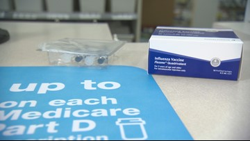 Flu season is hitting its peak months; pharmacist says vaccines are your best shot at staying healthy