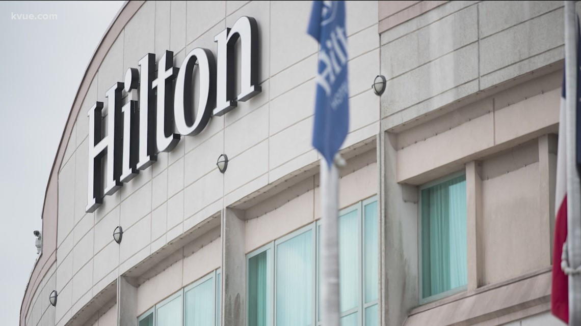 Group against Candlewood Suites proposes Hilton Austin Airport as alternative to house the homeless