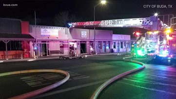 Buda restaurant a 'total loss' after fire, officials say