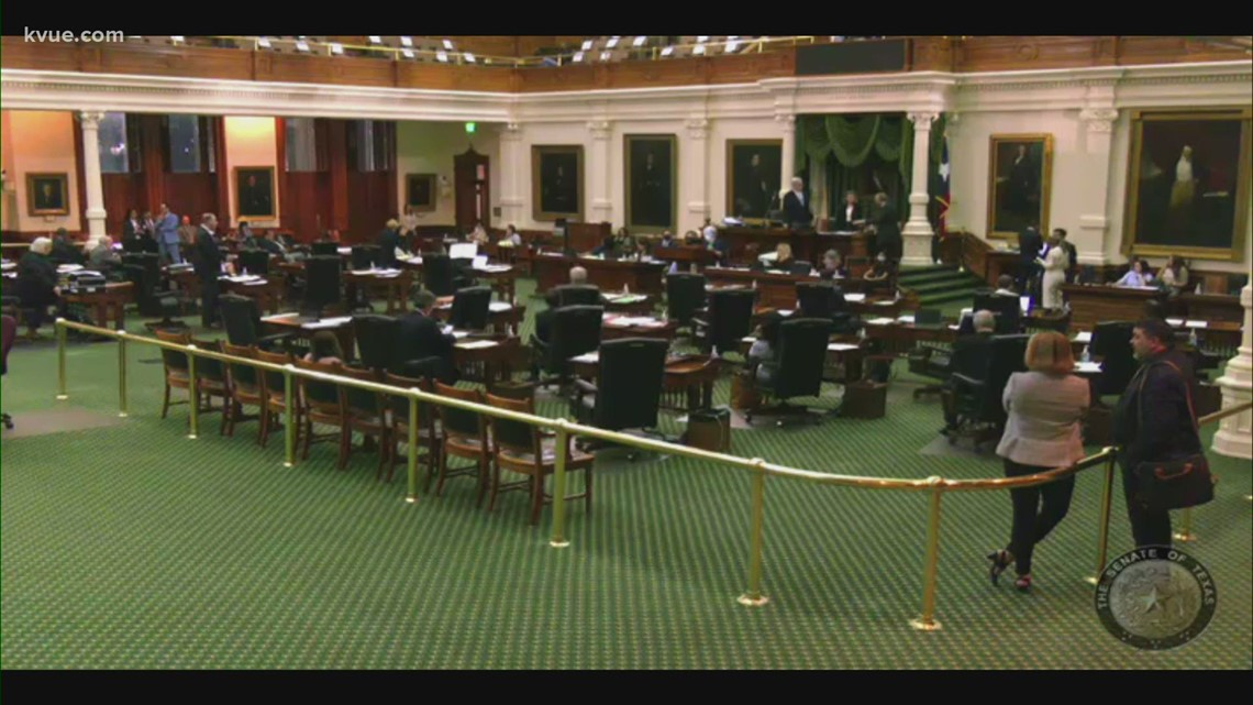 Texas Senate to vote on voting restrictions bill