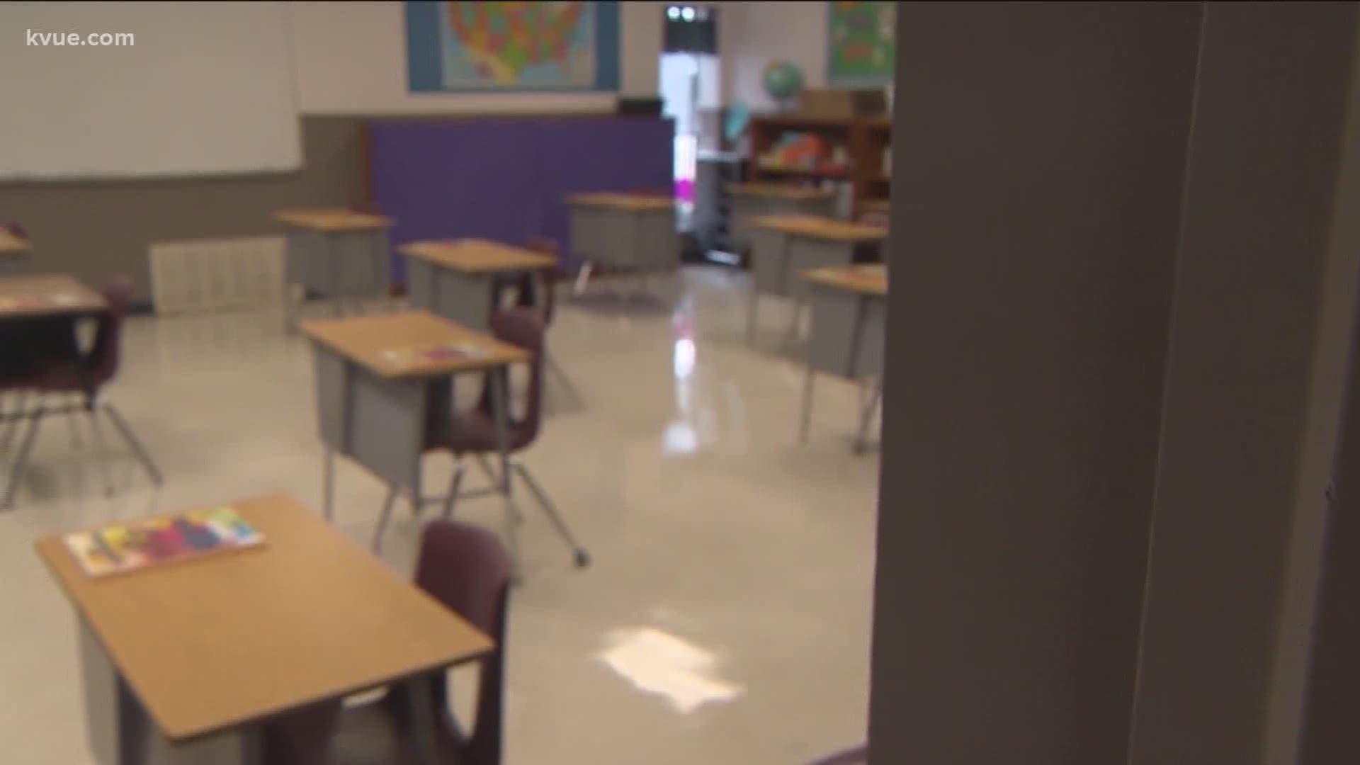 Coronavirus Testing In Texas Plummets As Schools Prepare To Reopen Kvue Com
