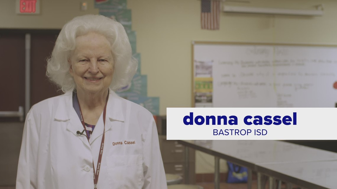 Five Who Care: Donna Cassel