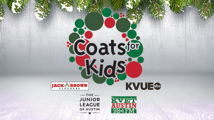 How to donate to the 2019 Coats for Kids drive