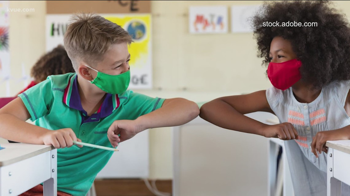 Back-to-school tips for kids as schools prepare for in-person learning