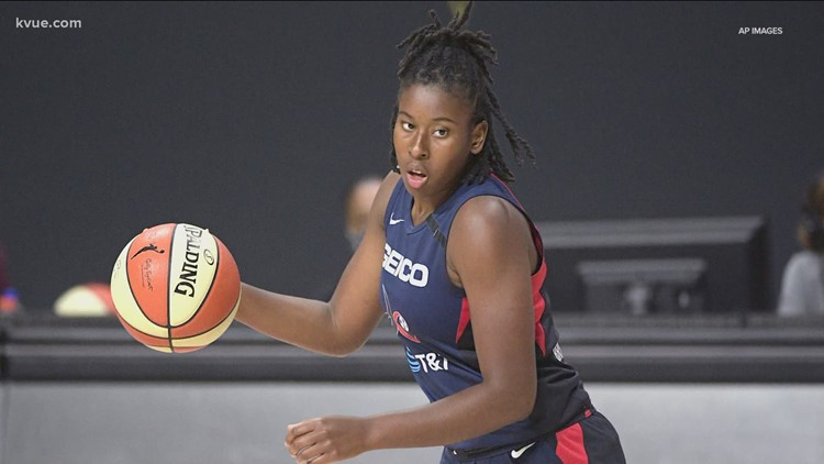Former Texas Longhorn women's basketball player headed to Tokyo