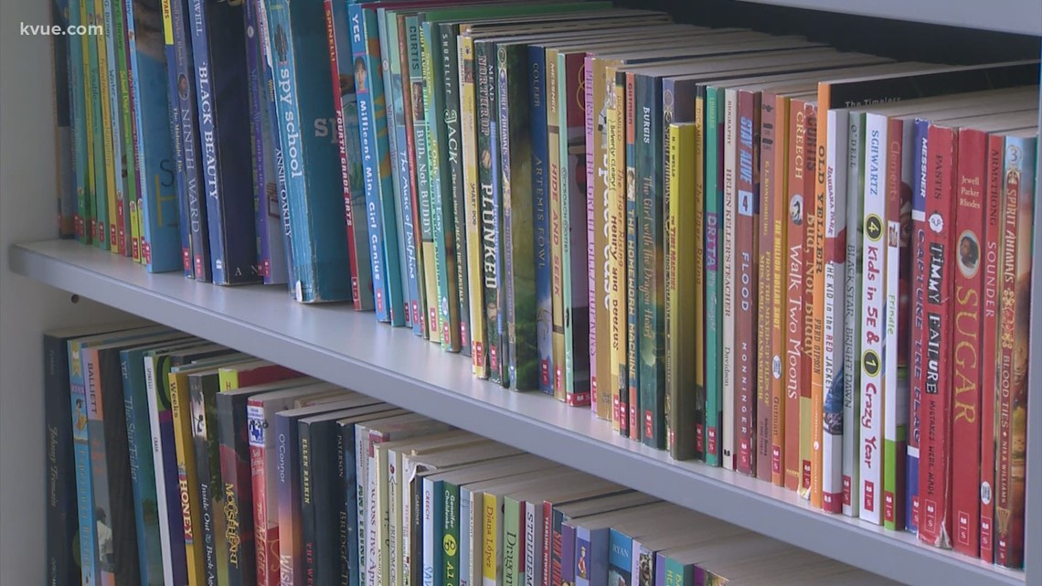 Books removed from Leander ISD student book club lists