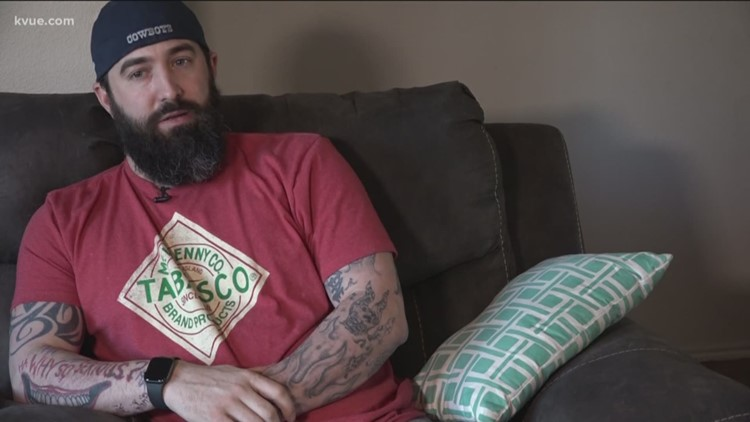 'I get better every day.' Round Rock man fights through lingering trauma of Jacksonville shooting