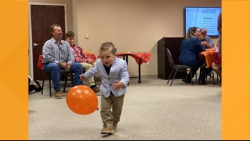 Adoption Day at Bastrop County: Families celebrate as they become whole