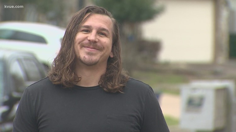 Pay It Forward: Conner Strebe helps Austinites in need of food, water amid winter storms