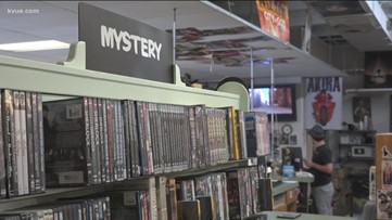 Vulcan Video: Community hoping to save Austin video store