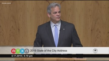 Mayor Adler: 'We may be forced to cut public safety budgets'