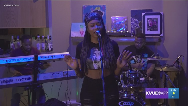 'I discovered that music was magic'   Meet local musician Anastasia Hera