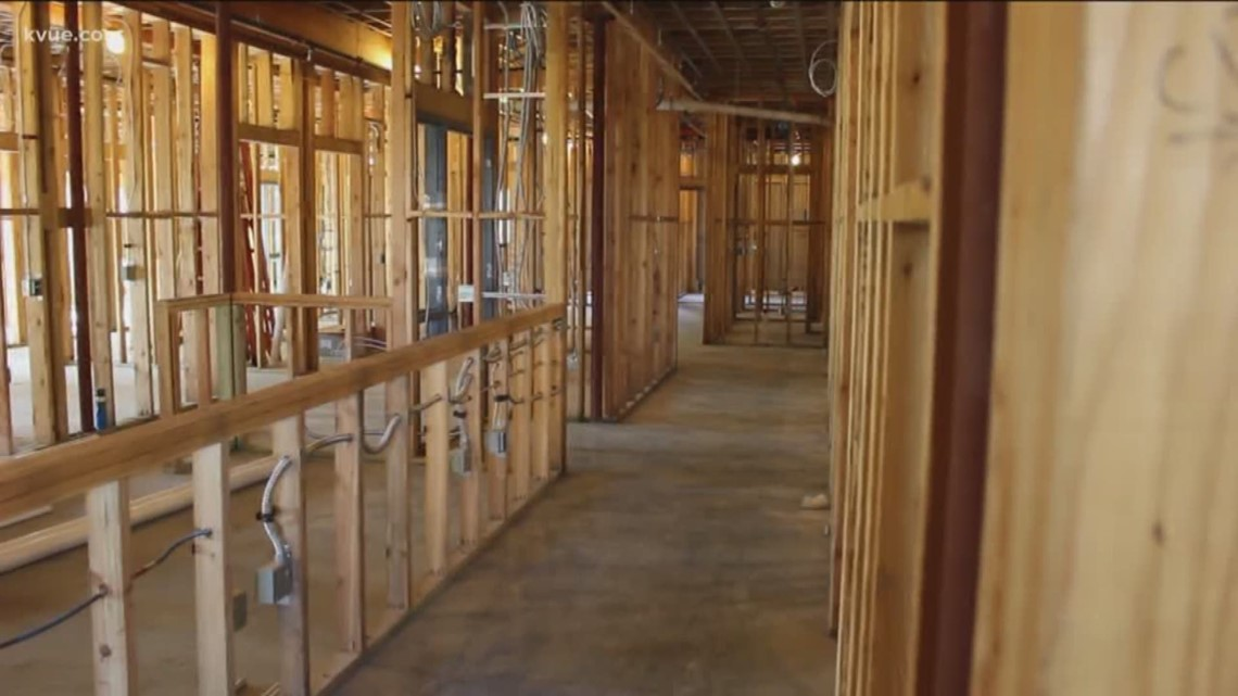 Home for the homeless | Apartment complex built to house homeless people