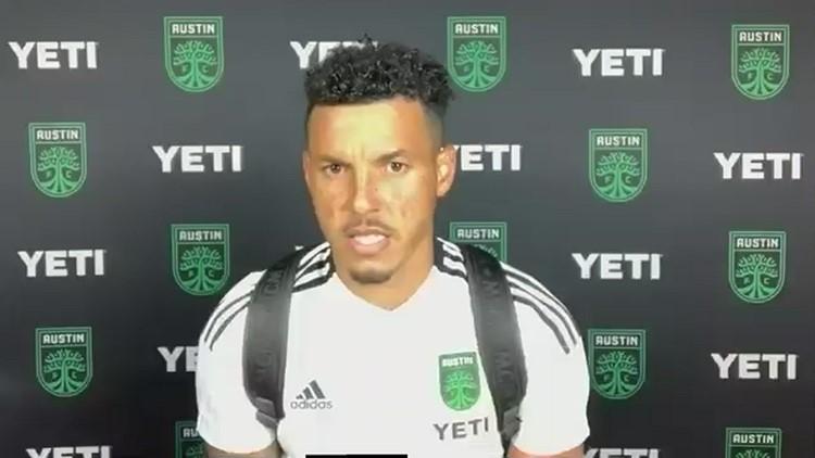 Austin FC vs. Minnesota United FC: Julio Cascante post game press conference - June 23