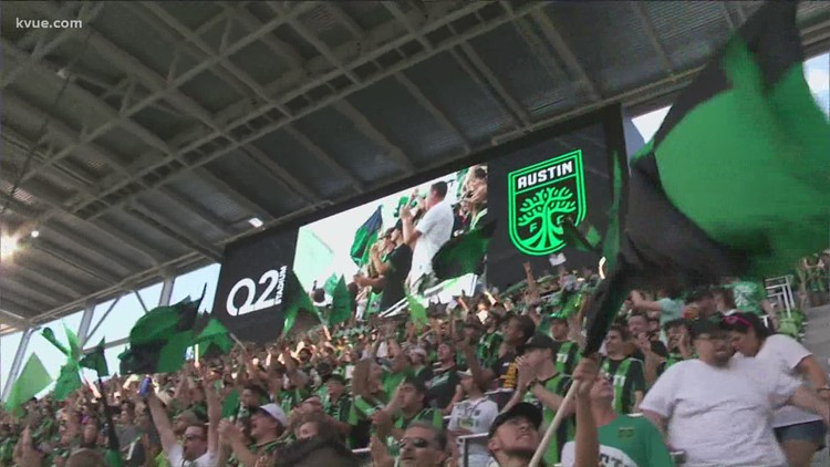 Austin FC brings the heat: Using the weather to their advantage