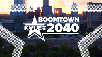 KVUE kicks off 'Boomtown 2040'