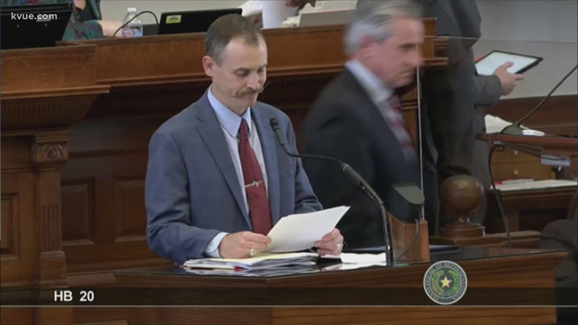 Texas House initially passes Trooper Damon Allen Act
