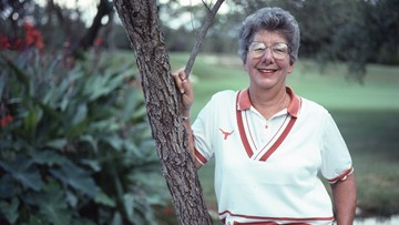 Pat Weis, Texas Longhorns Hall of Fame women's golf coach, dies at 89