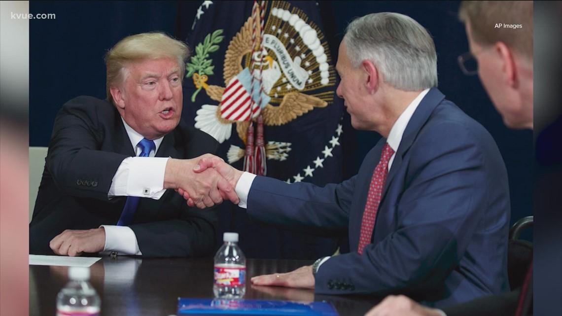 Trump asking Texas legislature to discuss election audit