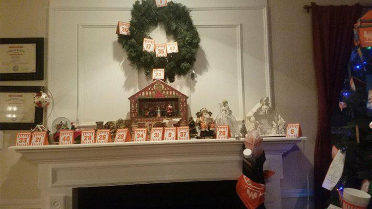 and when my friends heard i was making a whataburger tree everyone wanted to contribute - Is Whataburger Open On Christmas Day