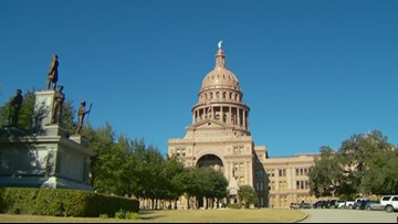 Body found on Texas Capitol grounds, DPS says
