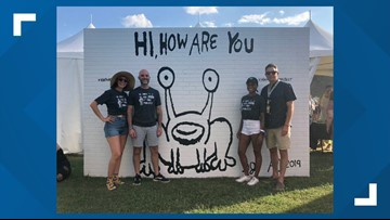 Hi, How Are You Project honors Daniel Johnston, helps ACL Fest-goers open up about mental health