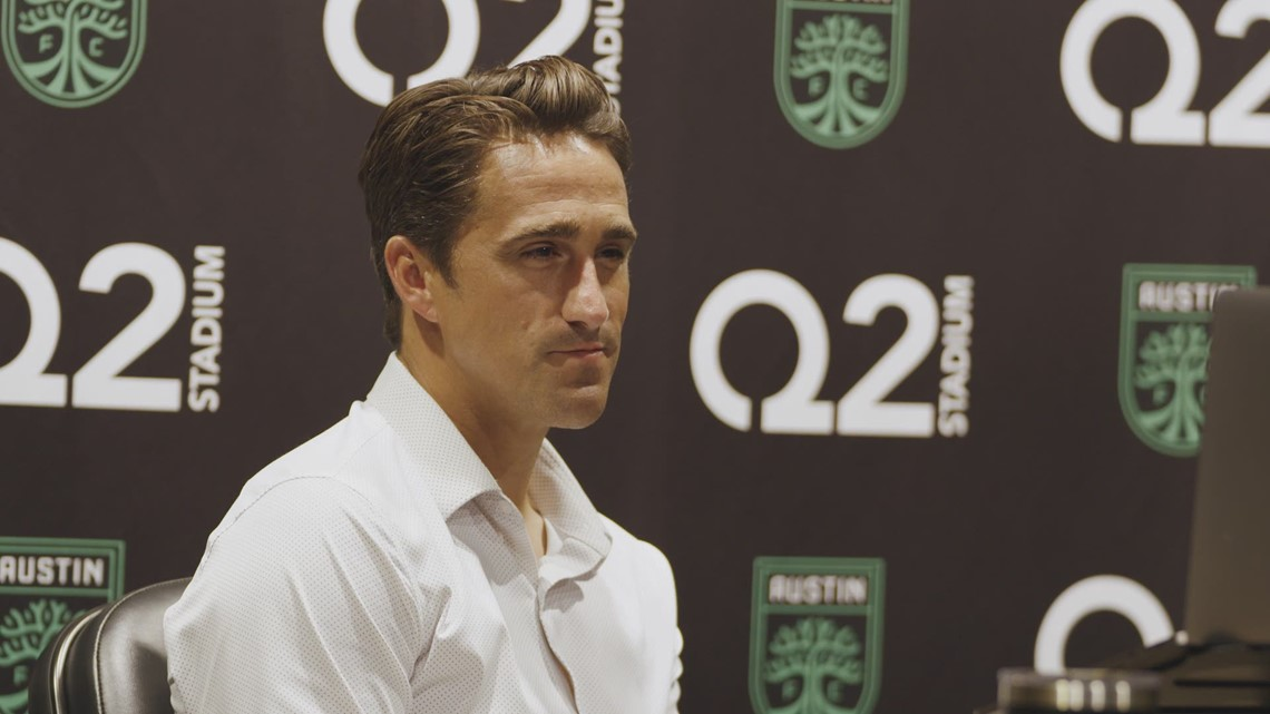 Coach Wolff speaks after Austin FC falls to Seattle Sounders