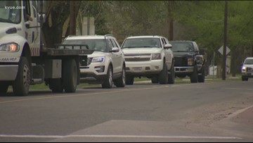 Change to 2 Liberty Hill roads causing problems for drivers