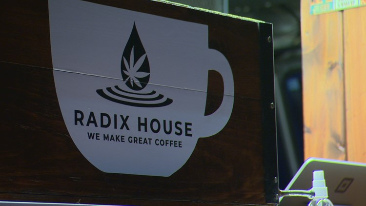 CBD coffee truck in South Austin hopes to give you coffee and talk about PTSD
