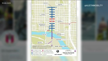 Expect road closures due to Veterans Day Parade